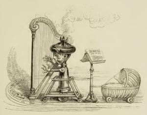 imaginary harp