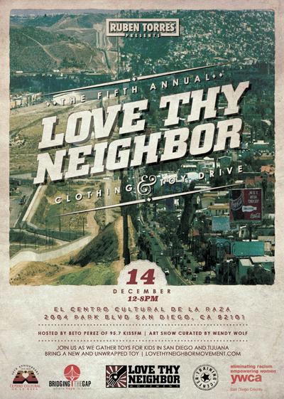 lovethyneighbor2014