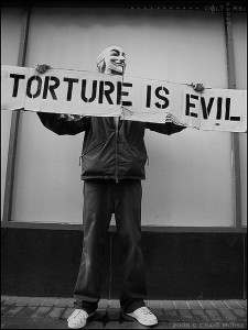 torture is evil