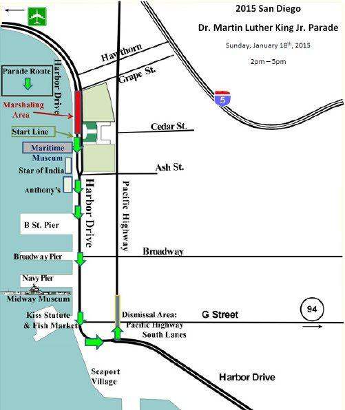 2015 Parade Route 3