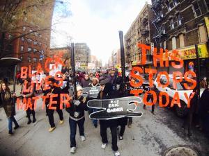 New York Marchers