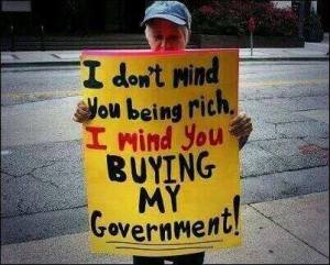 buy the government