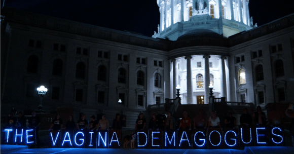 Light Brigade: Vagina Demagogues
