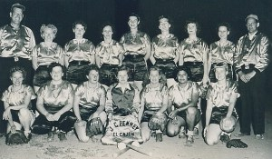 J.C. Penney softball team, 1940s