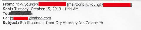 city govt email