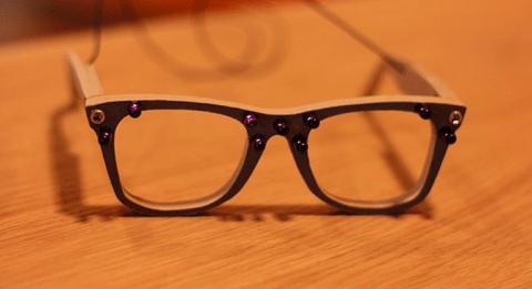 eyeglass spoofer