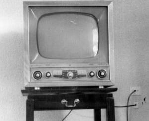 1950s TV Set