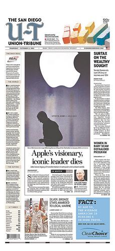 San Diego Union Tribune photo