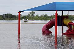 Texas flood photo