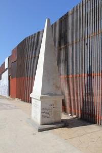 Boundary Monument #258