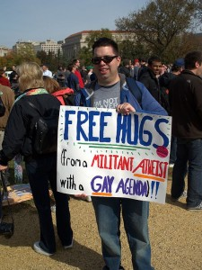 Militant_Gay_Atheist_Hugs_Rally_to_Restore_Sanity (1)
