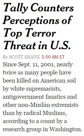 NYT Clip on terror