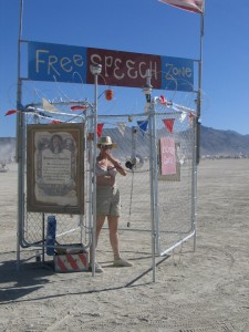 (Burning Man Installation)