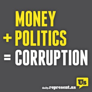 money plus politics