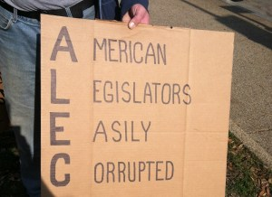 ALEC Wants to Educate High Schoolers on Balanced Budgets and Austerity