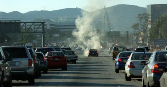 california traffic FontFont Flickr cc