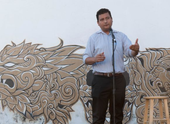 Christian Ramirez Photo: Horacio Jones