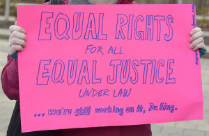 Equal rights and Justice