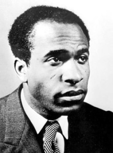 Frantz Fanon, (20 July 1925 – 6 Dec. 1961)