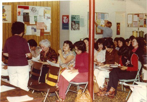 LSD Lilia Lopez classroom
