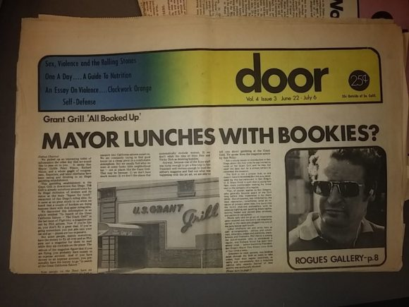 door mayor