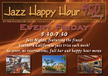jazz happy hour