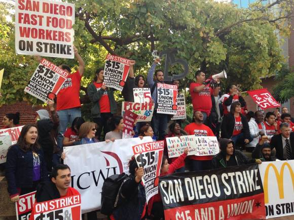 City College Rally Via Facebook