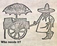 SDG&E caricature