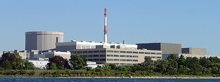 Millstone nuclear power station