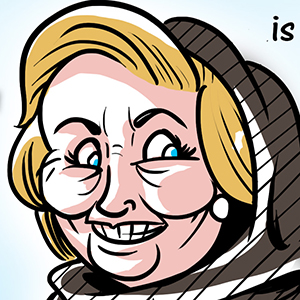 Hillary Clinton is Not My Abuela
