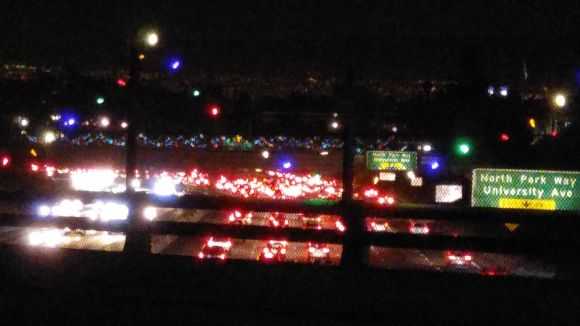 Christmas lights traffic 12_2_15