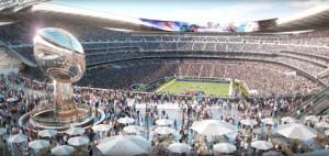Carson Stadium Drawing