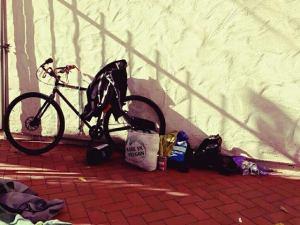 Craig Miller's bike