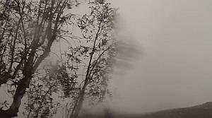 Geo-Poetic Spaces: Wildfire Rain