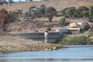 Sweetwater Dam and Reservoir (Photo by Barbara Zaragoza)