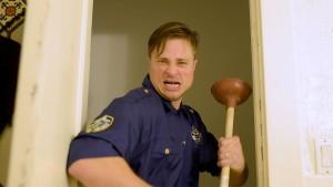 bathroom police