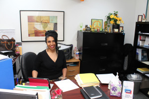 Maria Stacey, Community Justice Coordinator
