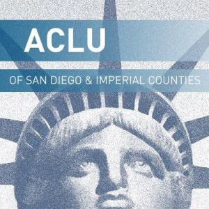 Head of the Statue of Liberty logo for the ACLU of San Diego and Imperial Counties