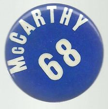 mccarthy 1968