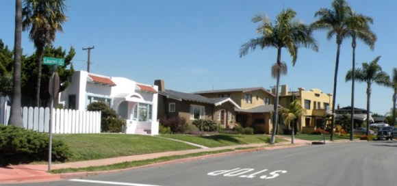 Image of Burlingame Historic District by Howard Blackson