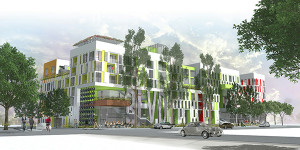Developers Drawing for El Cajon & Florida