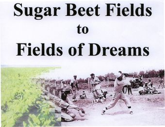 Cover for Sugar Beet Fields to Field of Dreams