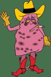 John Oliver's Marlboro Mascot Parody