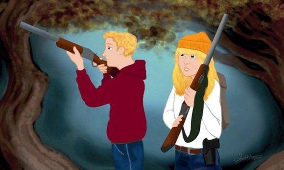 hansel and gretel guns