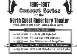 1986 jazz series