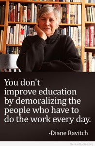 Improuving-education-by-Diane-Ravitch