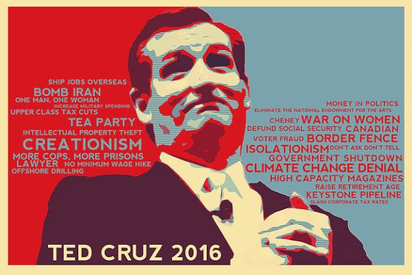 protest ted cruz monday at 4pm in mission valley