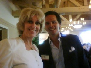 Del Beccaro with birther Orly Taitz