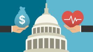 Dollars vs medicine