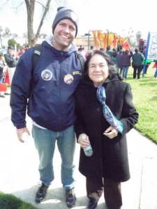 The March for California 2010